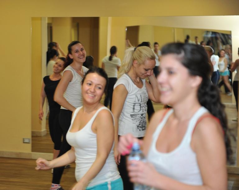 Ples i grad Beograd